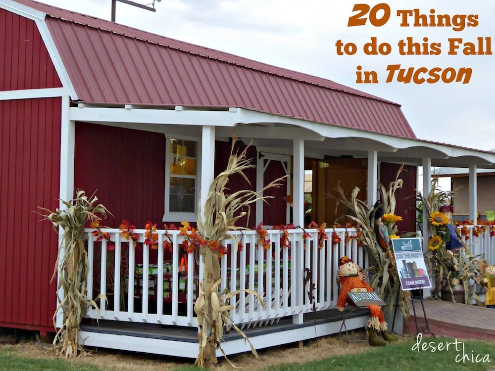20 Things to do this fall in Tucson