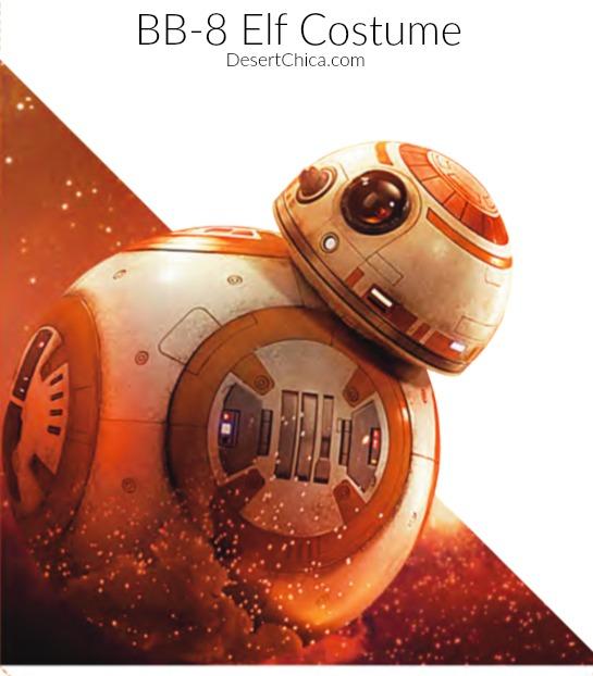 BB-8 Elf Costume