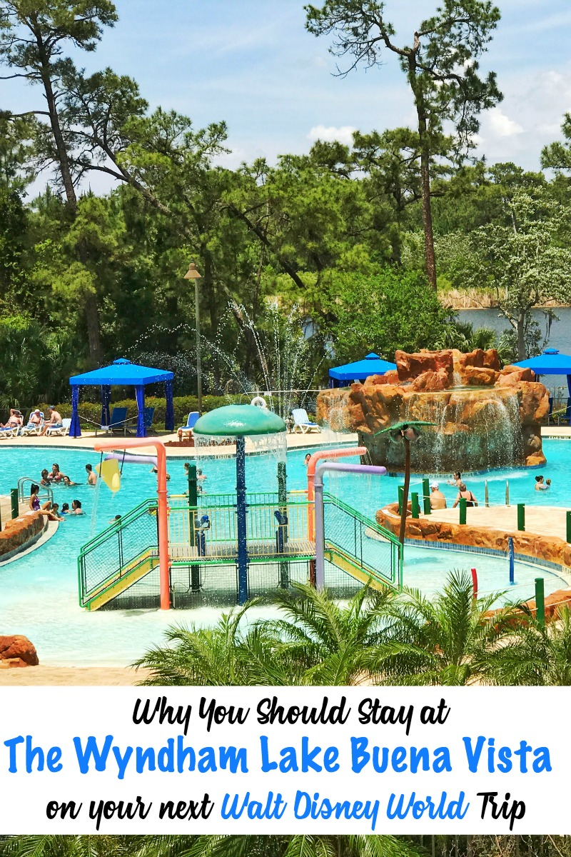 Are you planning a Walt Disney World trip, check out these 3 reasons why you should consider staying at The Wyndham Lake Buena Vista.