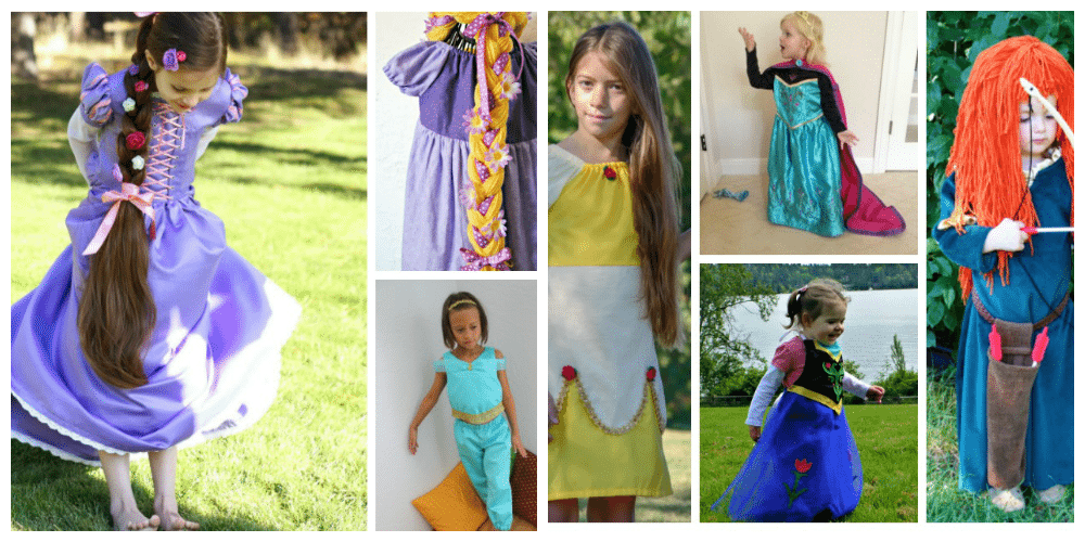 Disney Princess Peasant Dresses