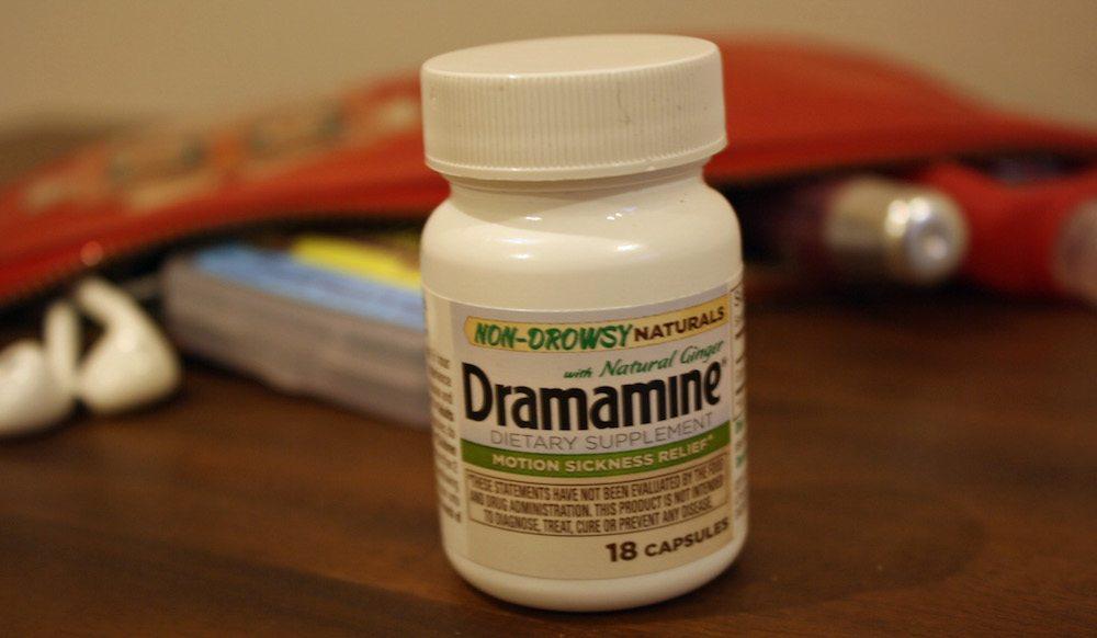 Pack Dramamine Naturals