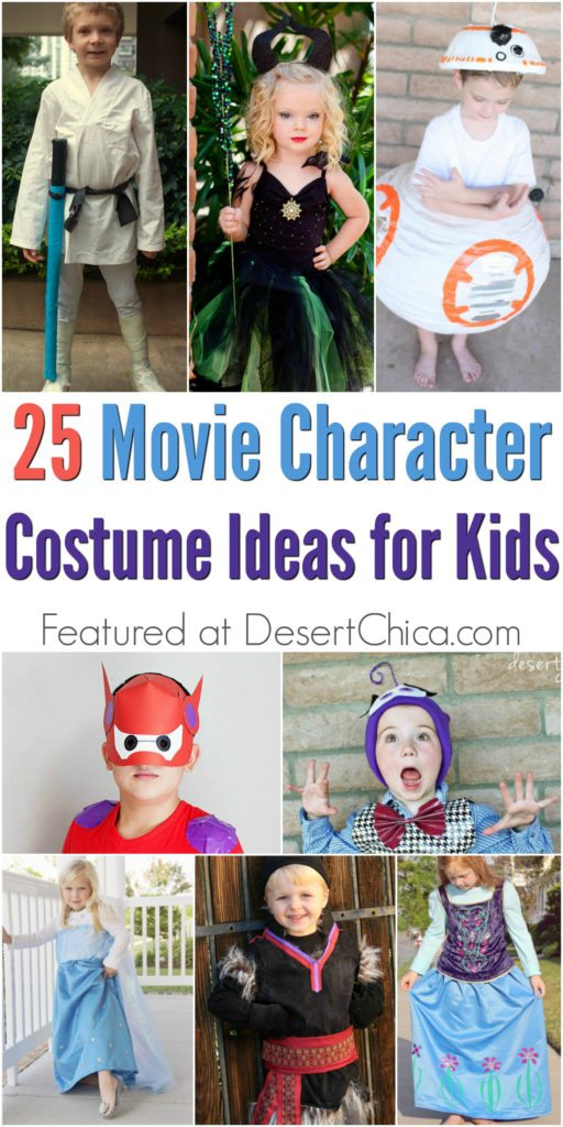 Need a little costume inspiration? Check out these Movie Character Halloween Costume ideas.
