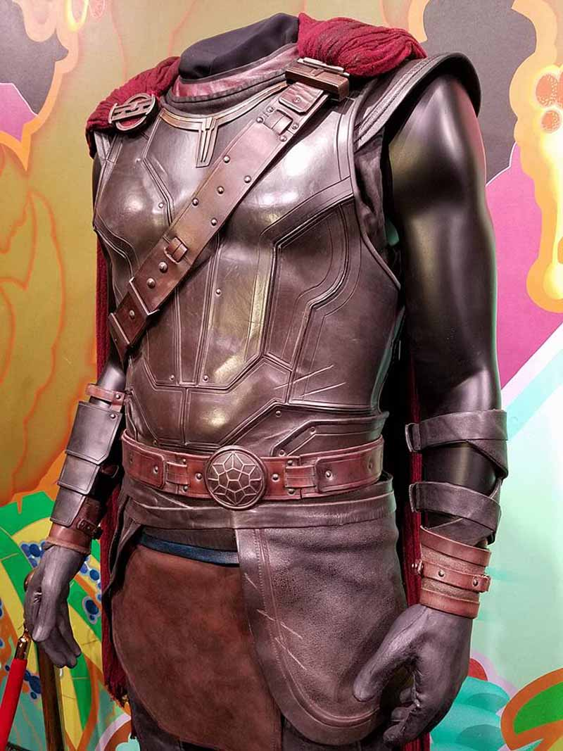 Thor Ragnarok Costume Worn by Chris Hemsworth