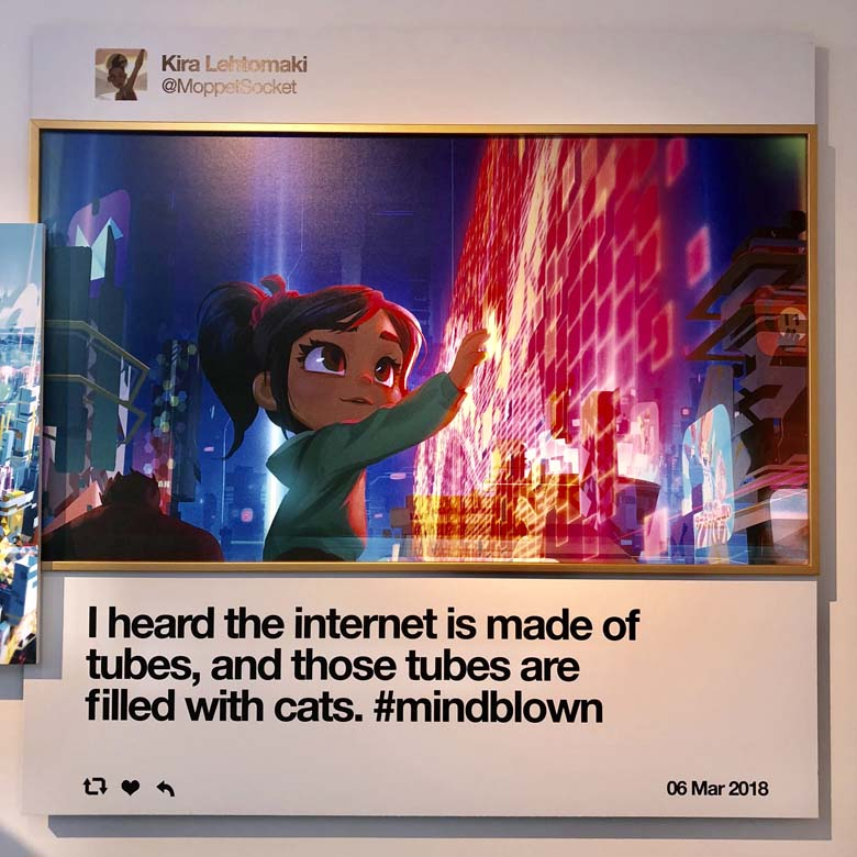 Ralph Breaks the Internet Press Day