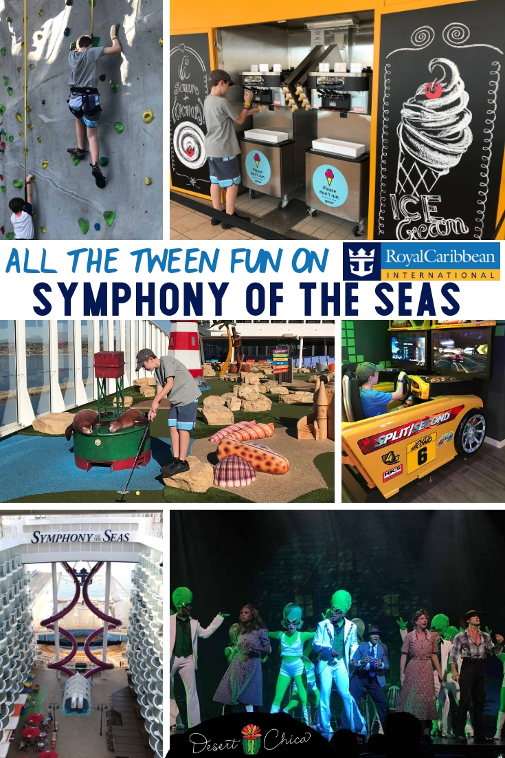 Royal Caribbean cruising tips and ideas on how to have the best family vacation with kids including 17 activity ideas for tweens on board, the food they will love and how you can survive with kids in your cabin. We learned a lot on our first-time cruise experience and what to help you plan your trip! |Royal Caribbean | Cruise Tips | First time| Tweens | Mediterranean | Skip Excursions | #RoyalCaribbean #CruiseTips #Cruising #FamilyTravel