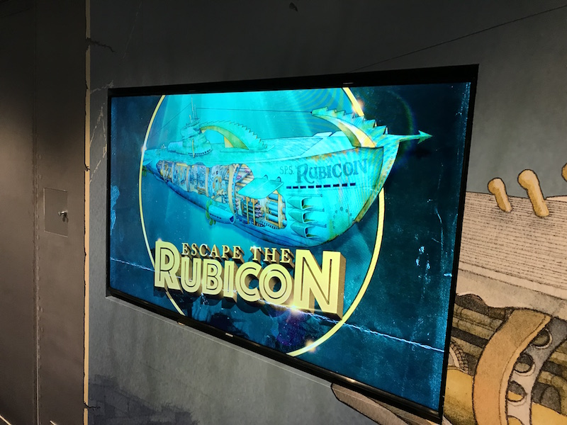 Escape the Rubicon on Royal Caribbean Symphony of the Seas cruise ship. It is one of the amazing tween friendly activities aboard the largest cruise ship in the world.