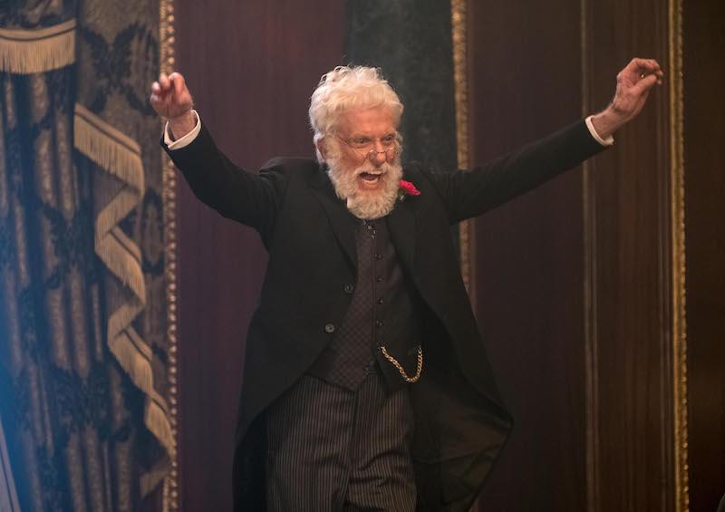 Dick van dyke in Mary Poppins Returns