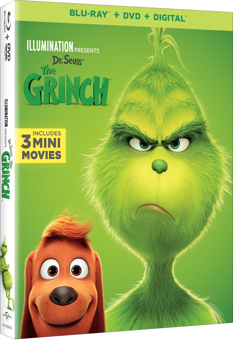 Dr. Seuss The Grinch DVD