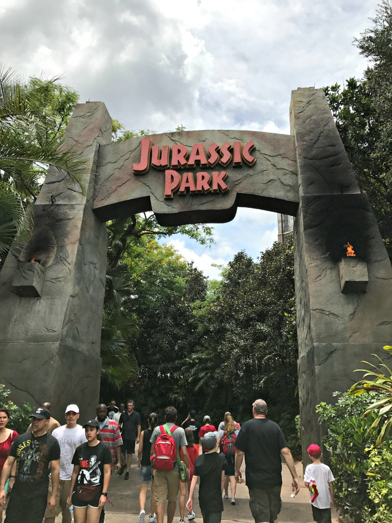 Jurassic Park River Adventure  at Universal Orlando