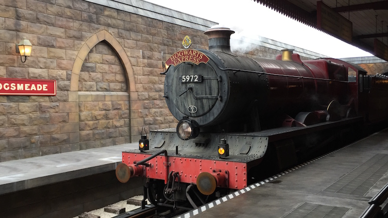 Ride on Hogwarts Express at Universal Orlando and skip the lines with the Universal Express Pass