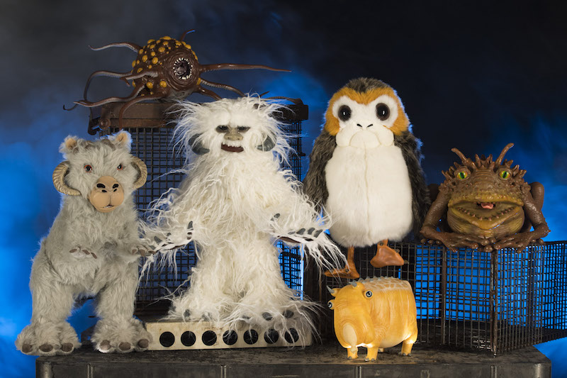 Star Wars: Galaxy's Edge Merchandise – Creatures