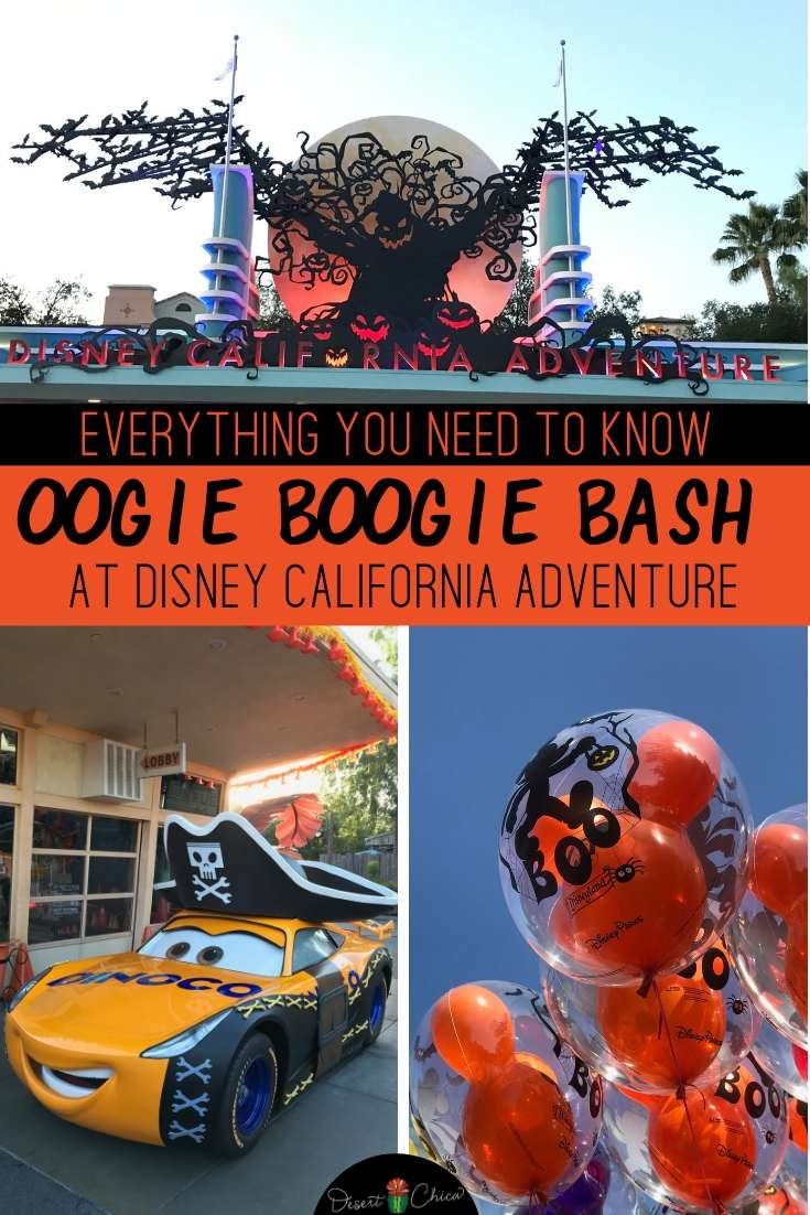 Various pictures from Disneyland at Halloween