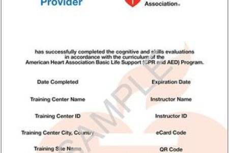 Outstanding Freie Bls Zertifizierung American Heart Association ...