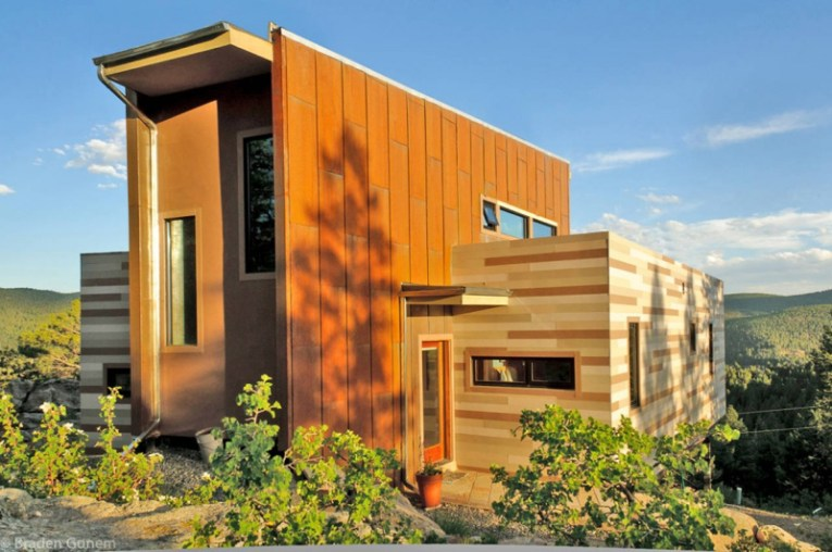 12 Homes Made From Shipping Containers   Design Milk 12 Homes Made From Shipping Containers