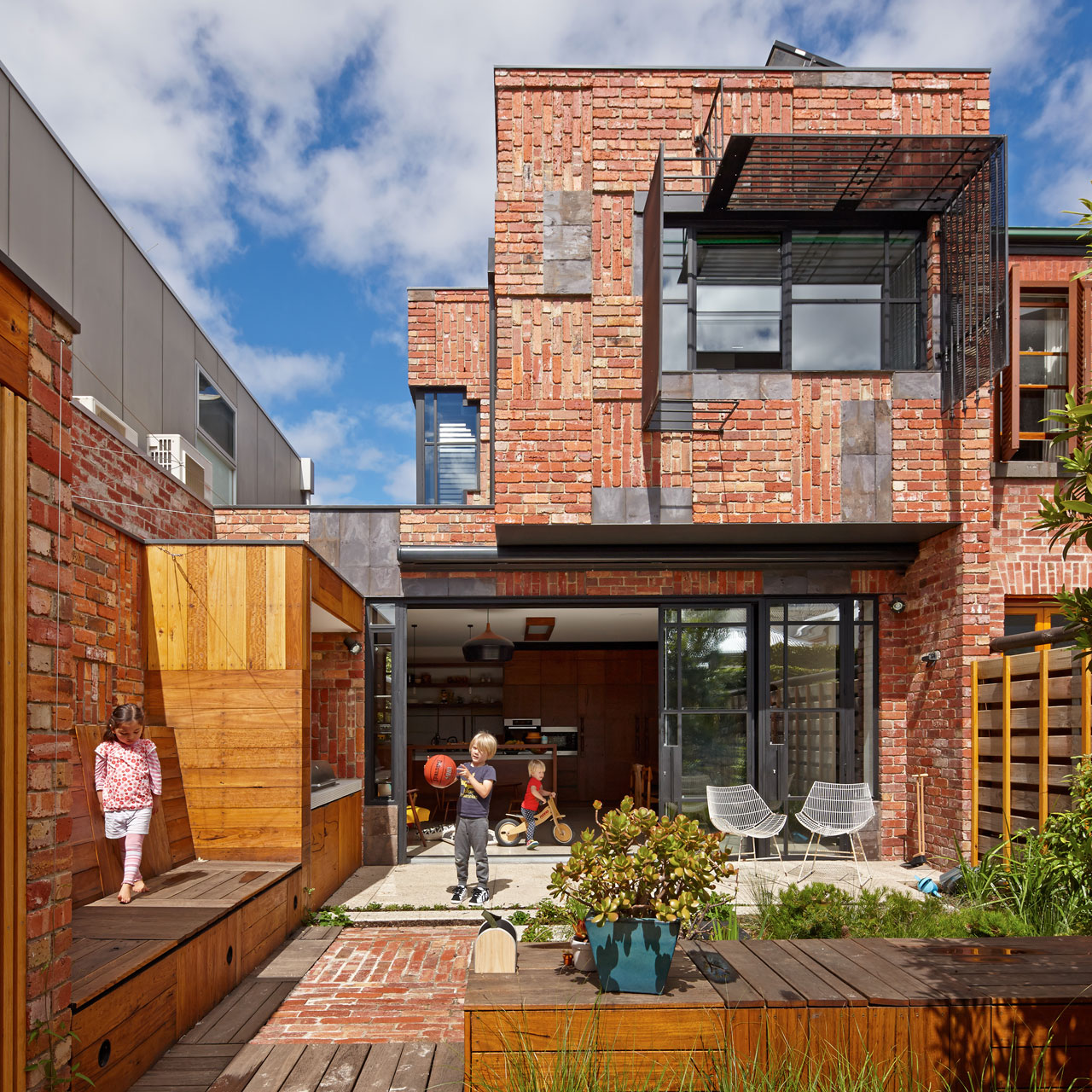 Best Kitchen Gallery: Victorian Home Gets A Modern Renovation Design Milk of Modern Home Renovation  on rachelxblog.com