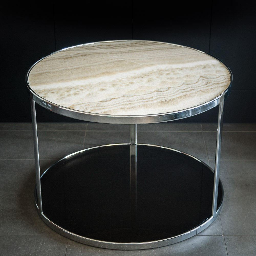 Metal Oval Coffee Tables