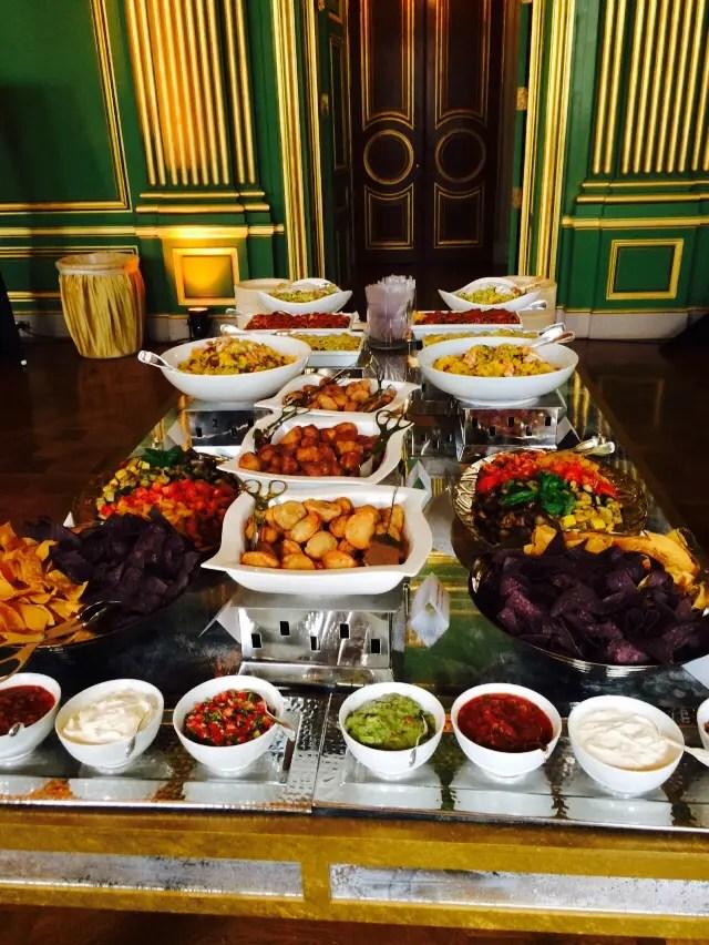 Modern Buffets Design Cuisine