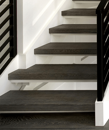 Open Staircase Styles Designed Stairs | Tread Riser Staircase Design | Effective | Contemporary | Cad Detail | Folded Plate | Angled