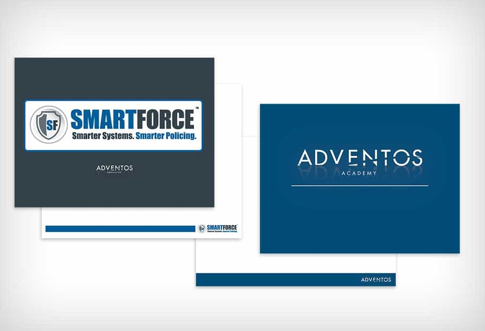Adventos -- Small Business Powerpoint Design