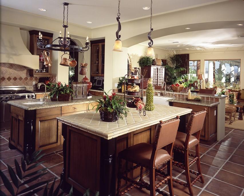 Islands Kitchen Luxury Two