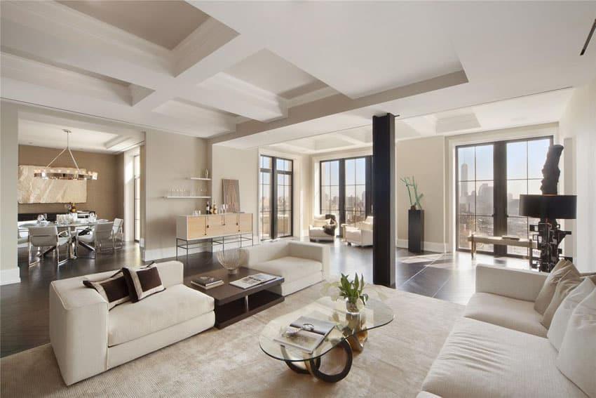 Family Room Color Choices Interior Designers