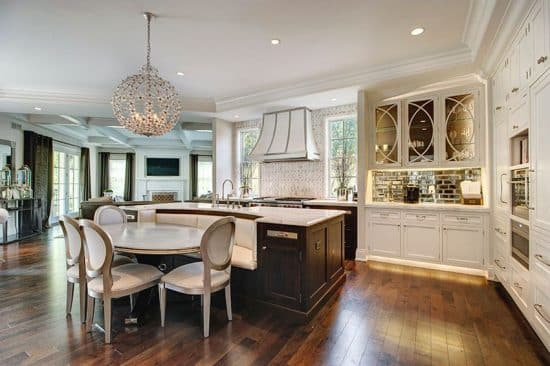 Luxury Kitchens Large Islands