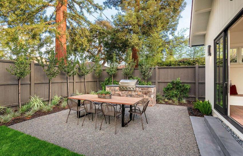 Backyard Patio Ideas Budget