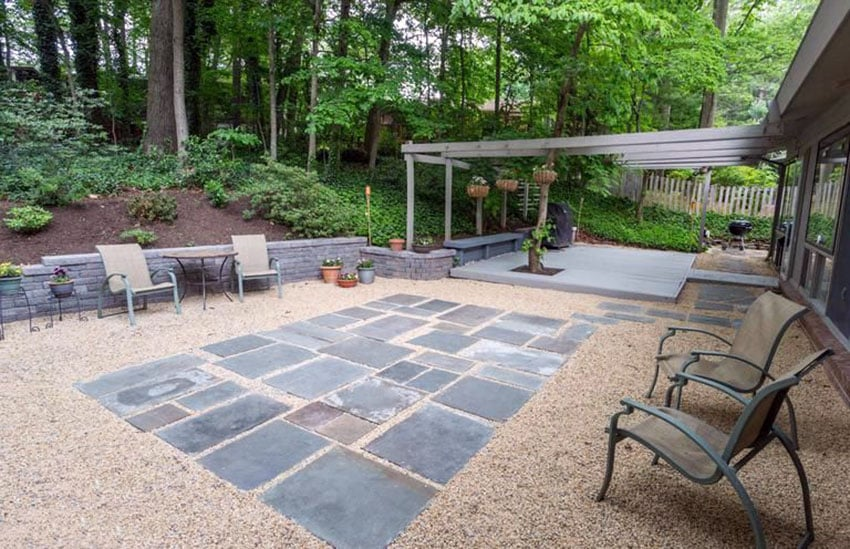Backyard Patio Ideas Small Yards
