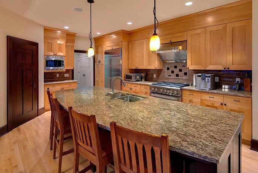 Beige Granite Countertops Colors Amp Styles Designing Idea