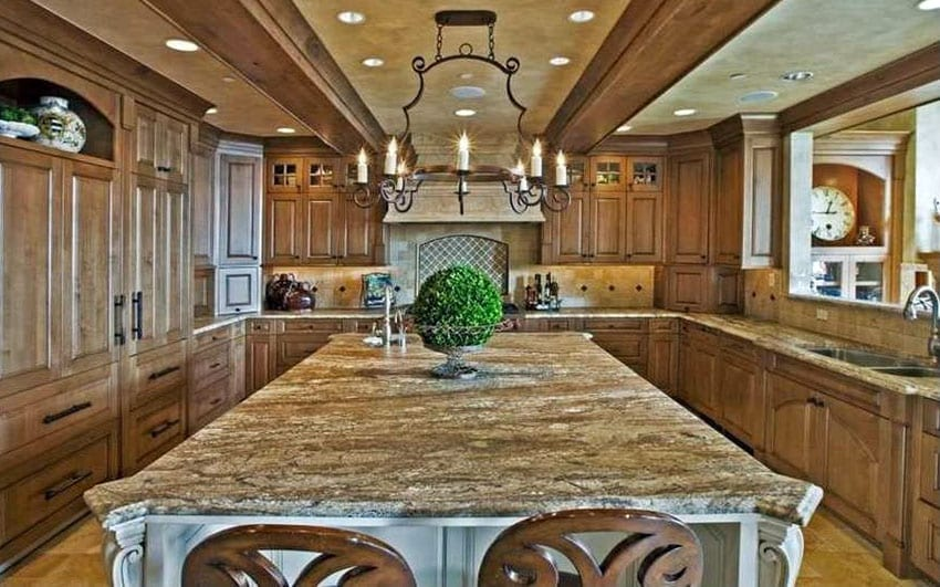 Kitchen Countertops Solid Surface