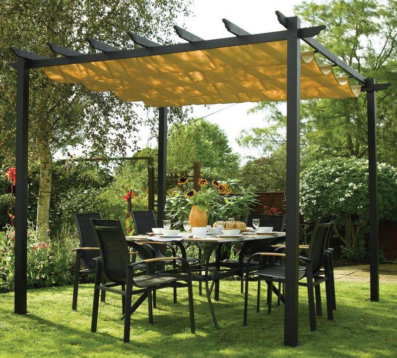 30 Gorgeous Pergola Canopy Ideas Pictures Designing Idea
