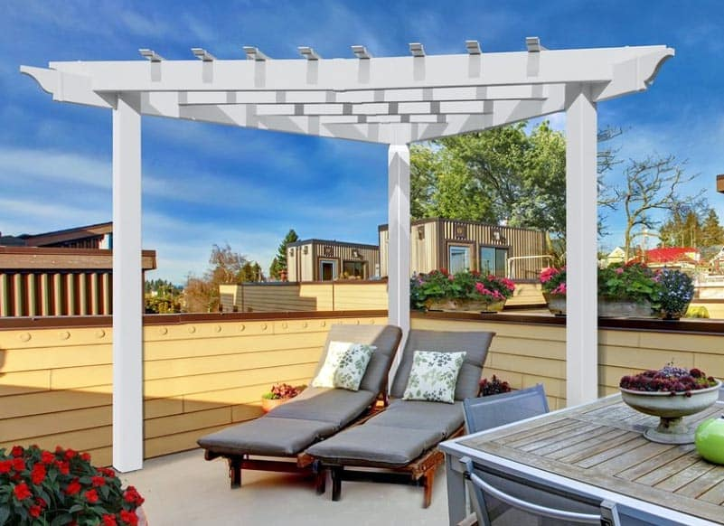 Amazing Modern Pergola Designs Pictures Designing Idea