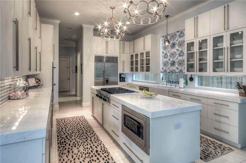 Contemporary Kitchen Cabinets Design Styles Designing Idea