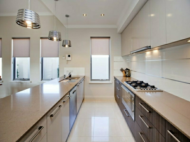 Galley Kitchen Designs Australia