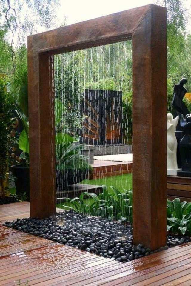 Une Belle Fontaine De Jardin Ou Urbaine 15 Exemples Vari 233 S