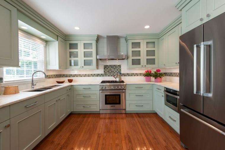 Small L Shaped Kitchen Designs