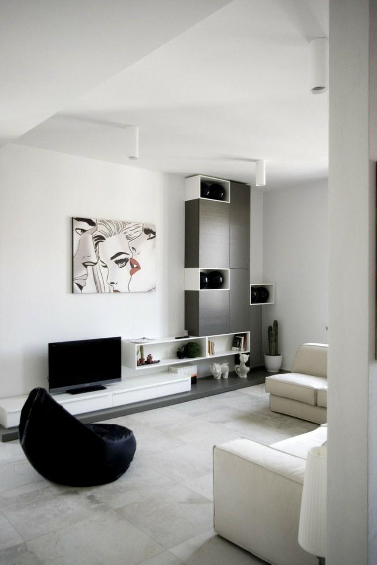 Modern Art Studio Minimalist Decoration