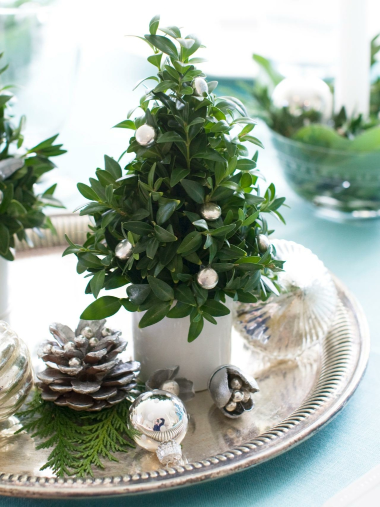 Rustic Dining Table Centerpieces