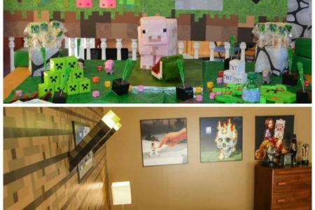 Dco Chambre Minecraft. Idee Deco Chambre Moderne Minecraft Creer Une ...
