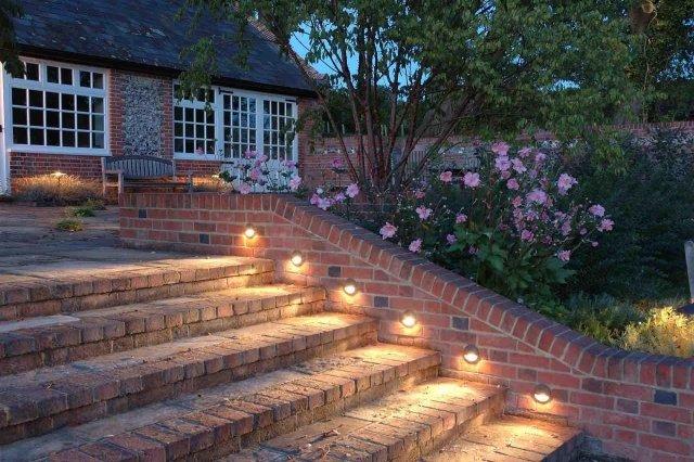 House Outside Garden Design