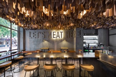 Shade burger/ cafe by YOD Design   Design