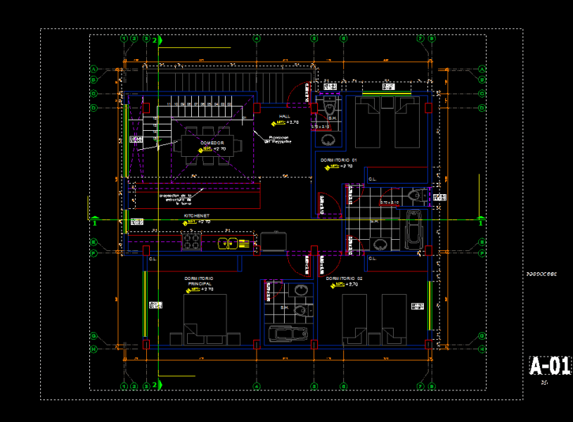 autocad home floor plans      Architectural home plans   Victorian home     House 2D DWG Plan for AutoCAD Designs CAD Additional Screenshots