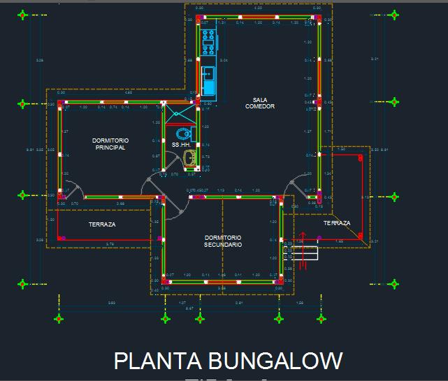 Elevator Dwg 3d