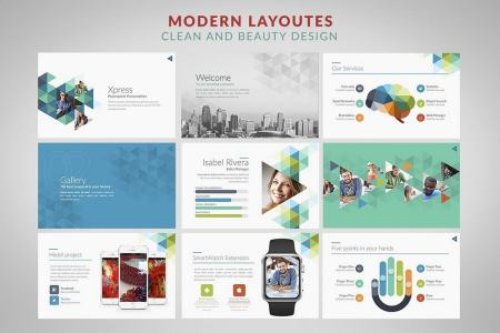 template powerpoint design free professional resume professional