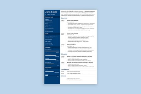 50  Best CV   Resume Templates of 2018   Design Shack Create a build your own resume template with this simple template  Add your  own work experience  qualifications  and personal information and get your  CV
