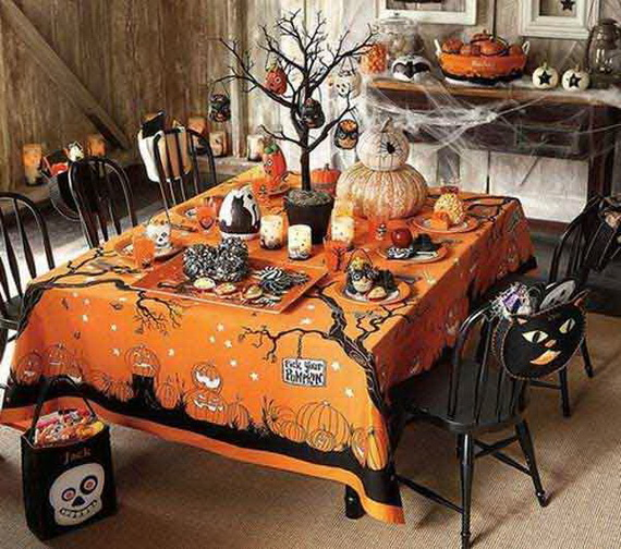 2015 Indoor Halloween Decoration Ideas   Design Trends Blog 2015 Indoor Halloween Decoration Ideas 18