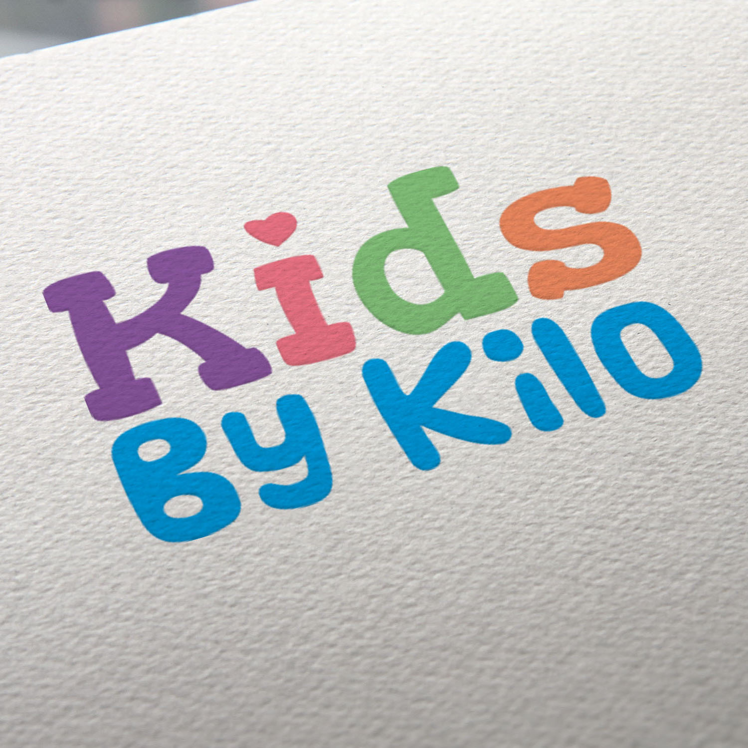 kids by kilo logo
