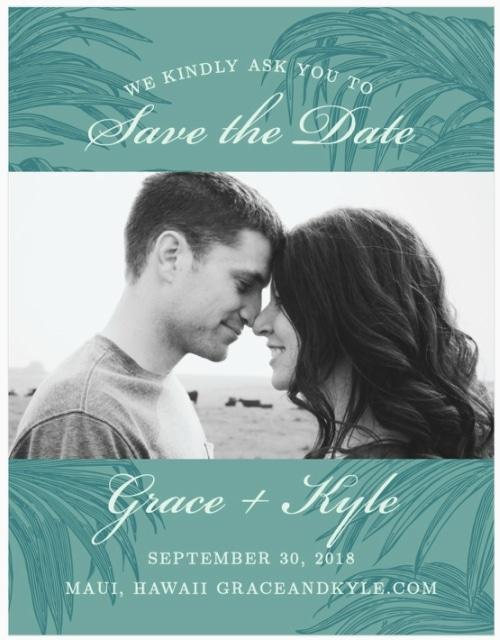 Save Date Cards Vegas