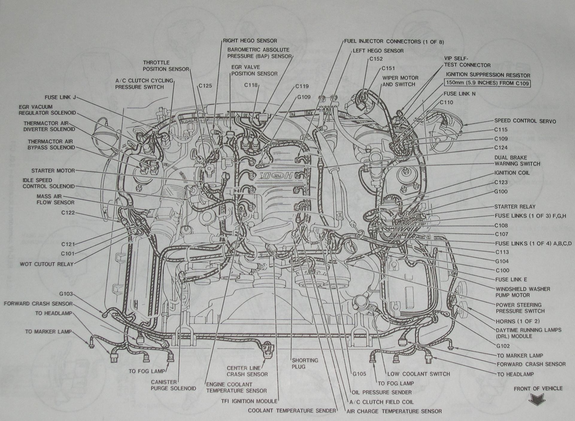 98 Grand Marquis Engine Diagram Wiring Library 1996 Ford Thunderbird Mercury