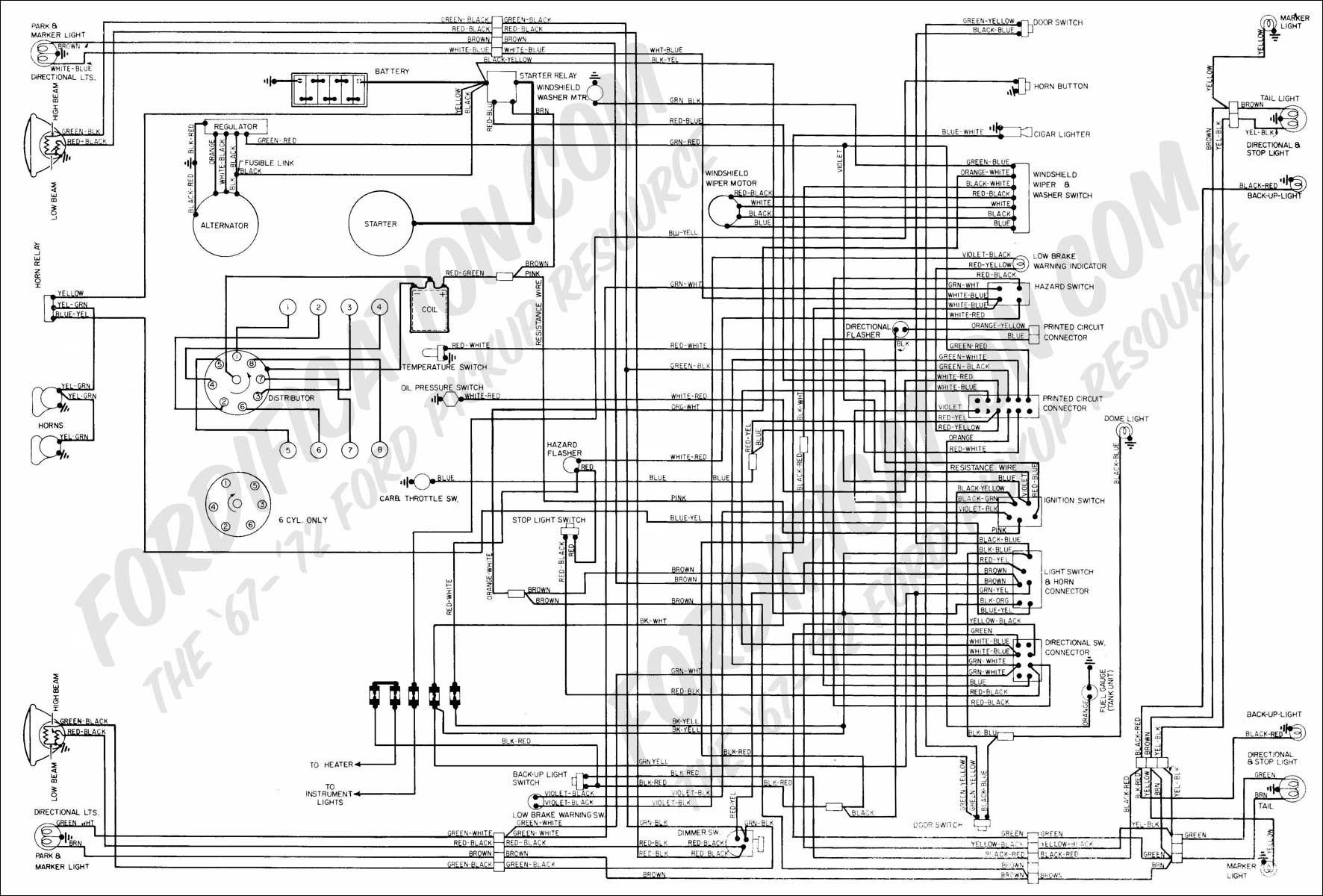 05 Kia Sedona Alternator Wiring